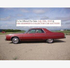 1978 Chrysler Newport for sale 100996011