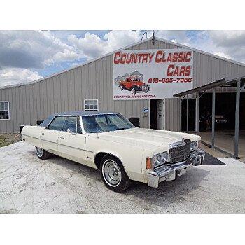1978 Chrysler Newport for sale 101519734
