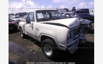 1978 Dodge D/W Truck for sale 101015324