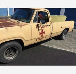1978 Dodge D/W Truck for sale 100865896