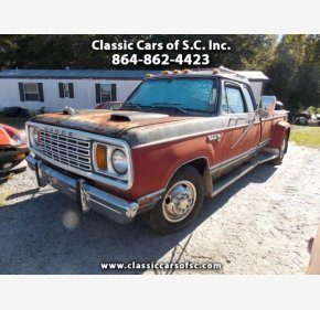 Dodge D/W Truck Classics for Sale - Classics on Autotrader