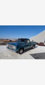 1978 Dodge D/W Truck for sale 101295160