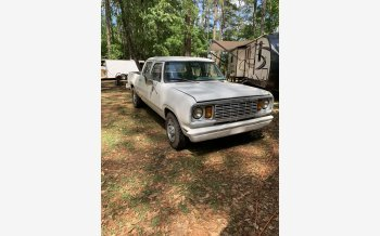 1978 Dodge D/W Truck 2WD Crew Cab D-250 for sale 101352738