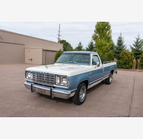 1978 Dodge D/W Truck for sale 101398548