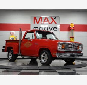 1978 Dodge Li'l Red Express for sale 101394886