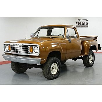 1978 Dodge Power Wagon for sale 101055820
