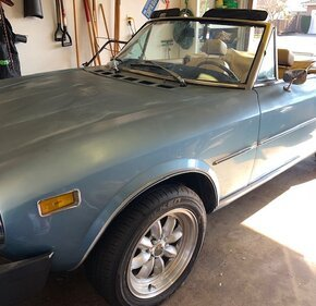 1978 FIAT Spider for sale 101086208