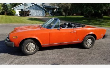 1978 FIAT Spider for sale 101196325