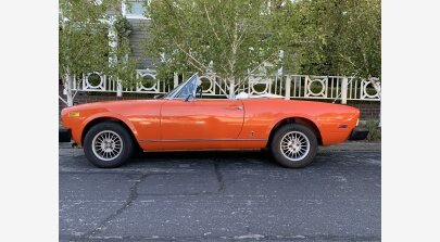 1978 FIAT Spider for sale 101210632