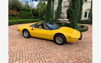 1978 Ferrari 308 GTS for sale 101105736