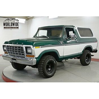 1978 Ford Bronco for sale 101167179