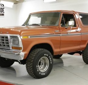 1978 Ford Bronco for sale 101185295