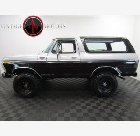 1978 Ford Bronco for sale 101206434