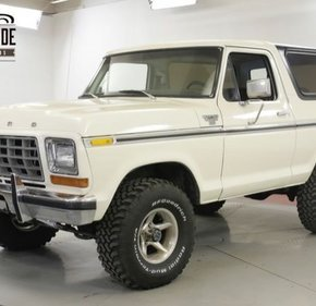 1978 Ford Bronco for sale 101208016