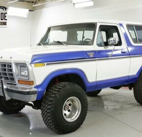 1978 Ford Bronco for sale 101215633
