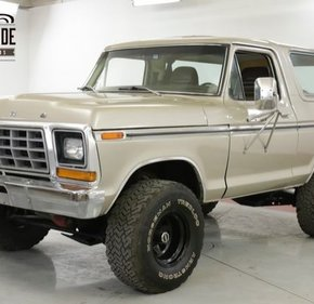 1978 Ford Bronco for sale 101219042