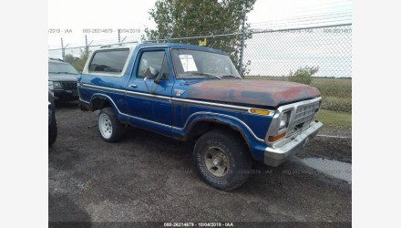 1978 Ford Bronco for sale 101222363