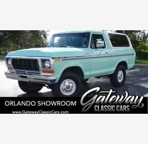 1978 Ford Bronco for sale 101229243
