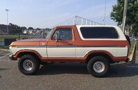 1978 Ford Bronco XLT for sale 101231225