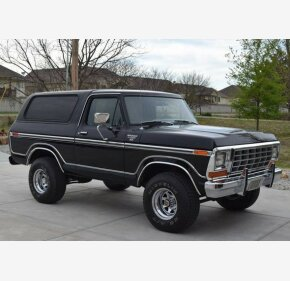 1978 Ford Bronco for sale 101240858