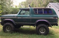1978 Ford Bronco XLT for sale 101306340