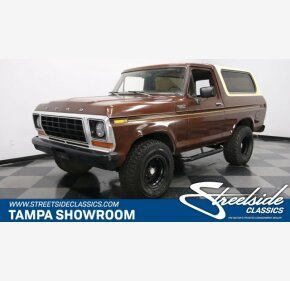 1978 Ford Bronco for sale 101333998