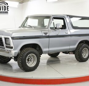1978 Ford Bronco for sale 101346262