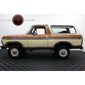 1978 Ford Bronco for sale 101372270