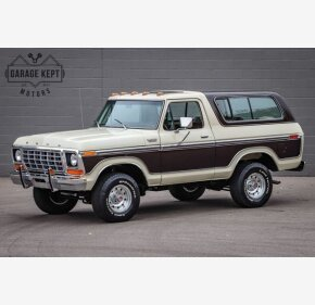 1978 Ford Bronco for sale 101398064