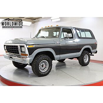 1978 Ford Bronco for sale 101404240
