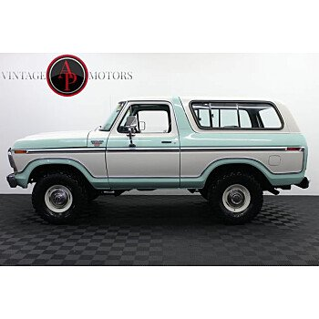 1978 Ford Bronco for sale 101424555
