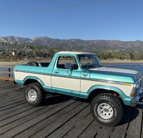 1978 Ford Bronco XLT for sale 101438182