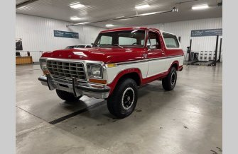 1978 Ford Bronco for sale 101444453