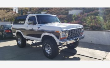 1978 Ford Bronco XLT for sale 101491048