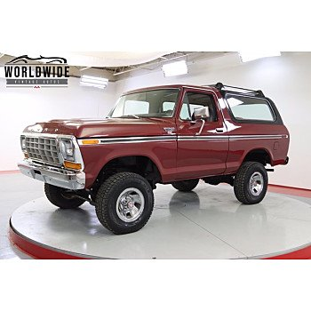 1978 Ford Bronco for sale 101550980