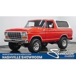 1978 Ford Bronco for sale 101576498