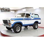 1978 Ford Bronco for sale 101614687
