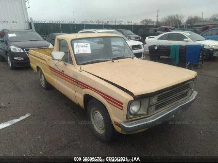 1978 Ford Courier for sale 101487771