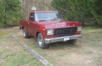 1978 Ford F100 2WD Regular Cab for sale 101193979