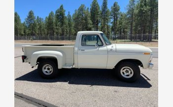 1978 Ford F100 2WD Regular Cab for sale 101336528