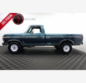 1978 Ford F100 for sale 101377084