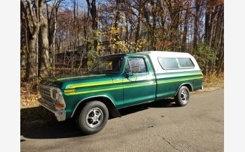 1978 Ford F100 2WD Regular Cab for sale 101404864