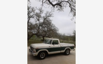 1978 Ford F100 2WD Regular Cab for sale 101485086