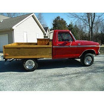 1978 Ford F150 for sale 100855484