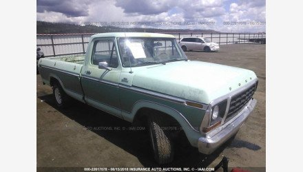 1978 Ford F150 for sale 101016143