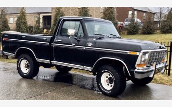 1978 Ford F150 4x4 Regular Cab for sale 101027852