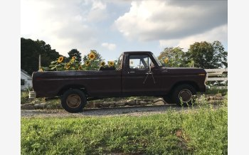 1978 Ford F150 2WD Regular Cab for sale 101205666