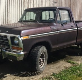 1978 Ford F150 for sale 101211480