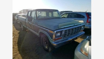 1978 Ford F150 for sale 101216472