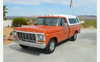 1978 Ford F150 2WD Regular Cab for sale 101222428